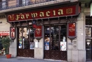 Modernist Pharmacy, Barcelona
